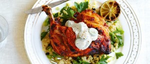 Campisi Harissa and lime roasted chicken with mixed couscous Recipe