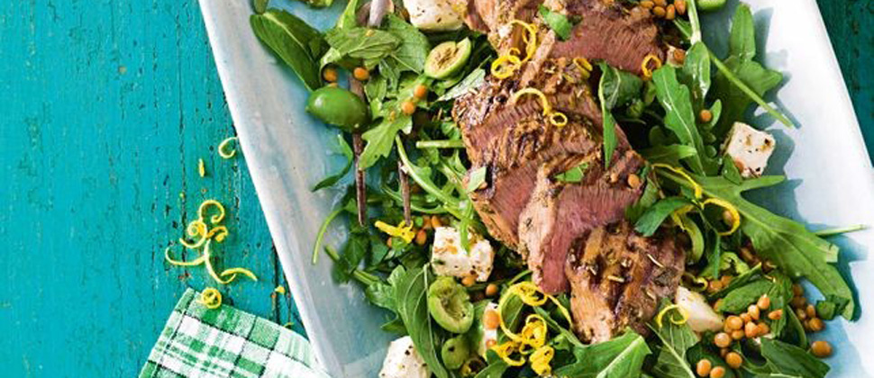 barbecued-oregano-lamb-with-lentil-and-green-olive-salad-100894-1